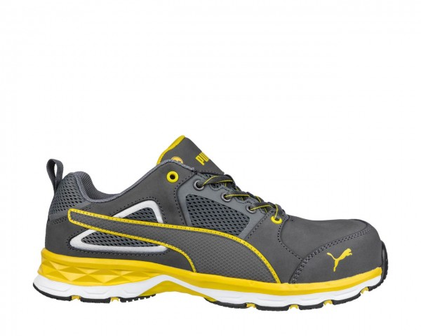 Puma S1P Arbeitsschuh PACE 2.0 YELLOW LO