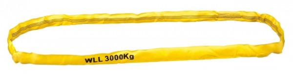 Rundschlinge 4 m, gelb