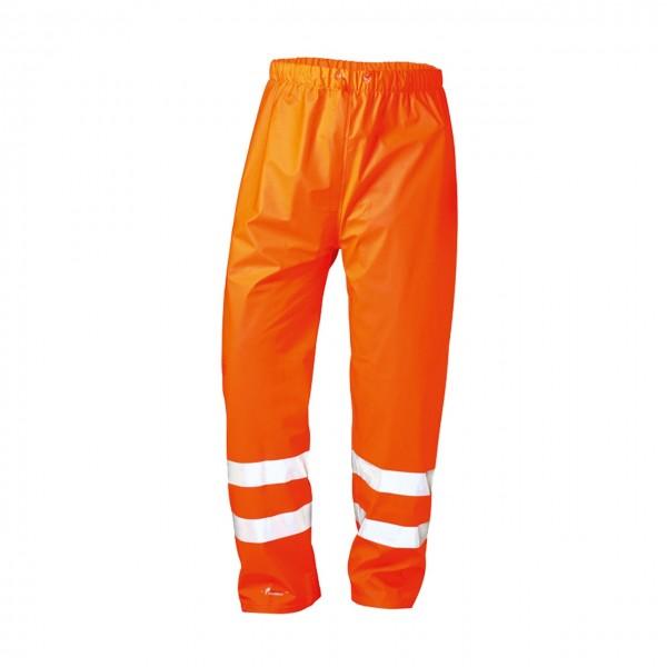 Warnschutz- Regenhose LINUS, orange