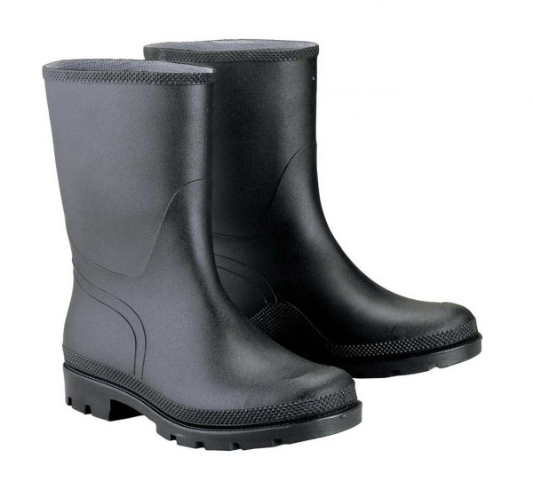 O4 PVC-Halbhoher-Stiefel RANCHER