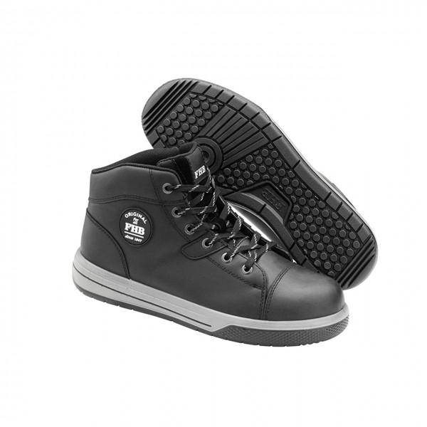 FHB hoher S3 Sicherheits- Sneaker LINUS