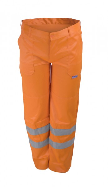 Warnschutz Bundhose 270 g/m², orange