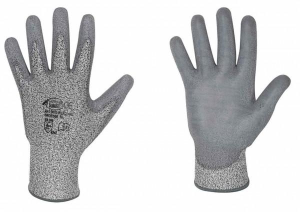 Schnittschutzfaser/PU-Handschuhe