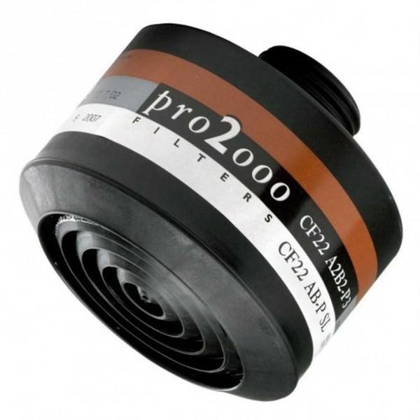 A2P3 PRO 2000 Gas- und Partikel 0853