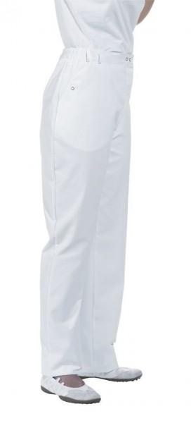 Leiber Damenhose 08/7280, HACCP, weiß