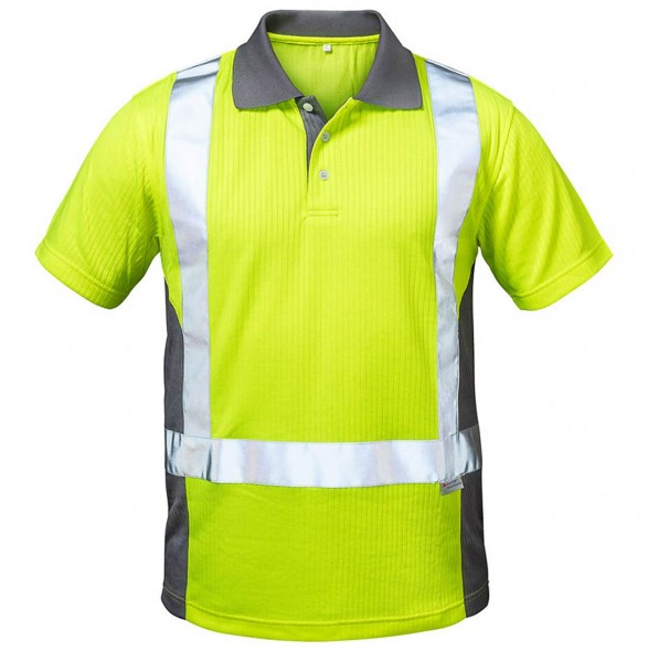 Warnschutz- Poloshirt DEN HAAG