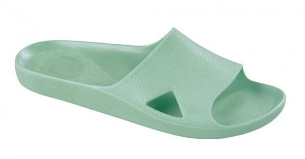 PVC- Bade- Pantinen, grün 35003