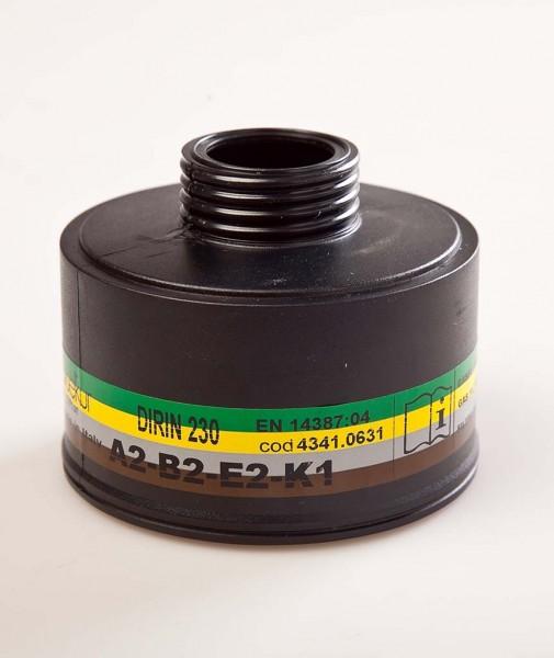 Sekur Mehrbereichsfilter DIRIN 230 A2 B2