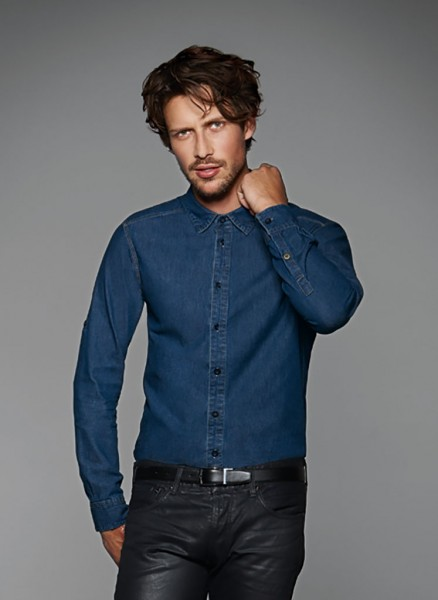 Jeans Hemd Vision BC SMD85