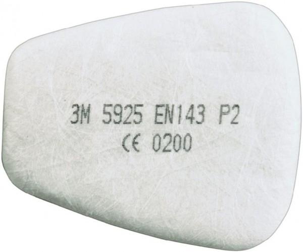 3M Partikelfilter P2 Serie 6000