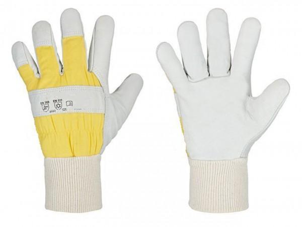 Rind- Vollleder Handschuh KARIBU mit Käl