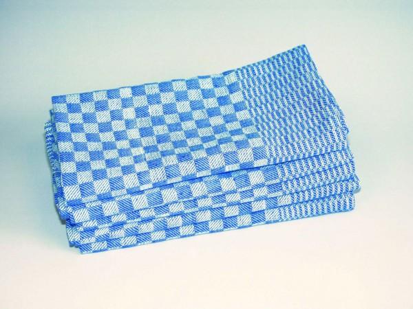 Touchon Grubentuch Baumwolle blau 02/36