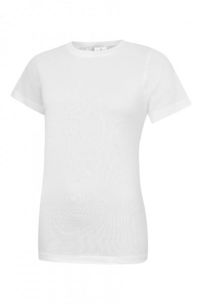 Ladies Classic T-Shirt Baumwolle UC318