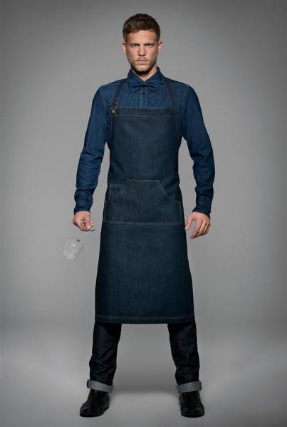Jeans- Latzschürze Denim Master von B&C