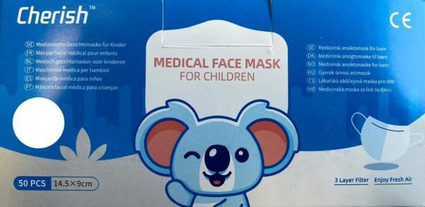 Medizinische Kindergesichtsmaske TYP I