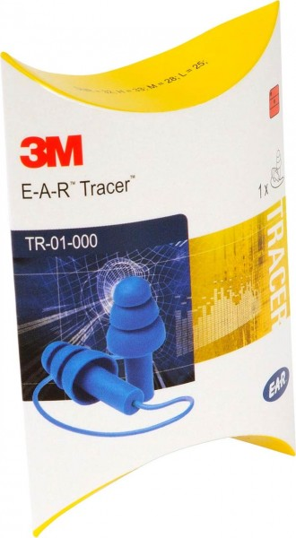 Gehörschutzstöpsel TRACERS  41230