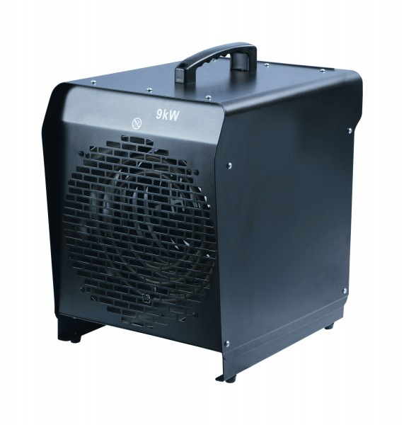 9 KW Elektro- Heizlüfter 58007
