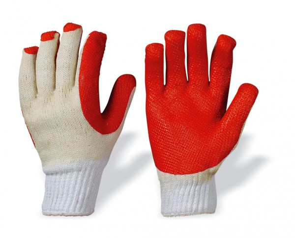 Latex  Handschuhe SUPERGRIP0505