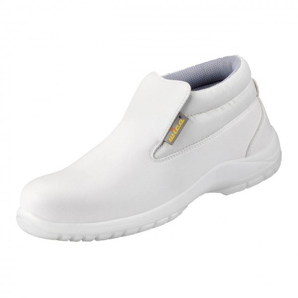 S2 Slipper-Stiefel in weiß von wica®