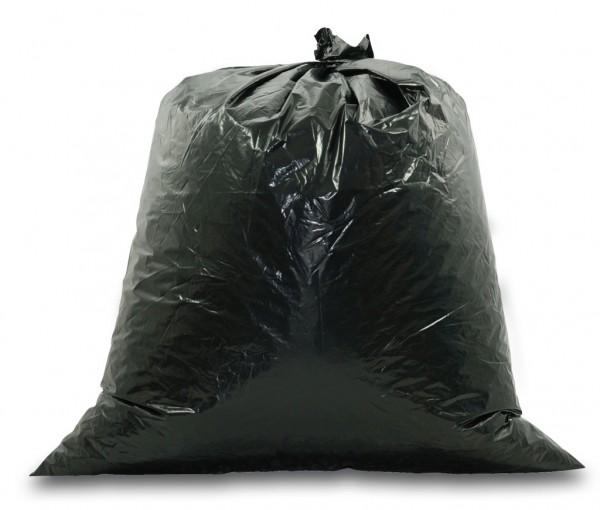 LDPE- Sack, 150x180 cm, schwarz,8804