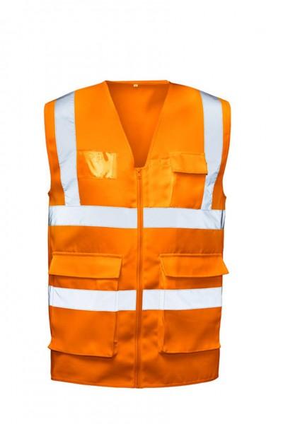 Warnschutz Weste ANSGAR, fluoreszierend