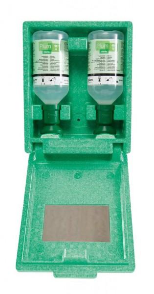 Augenspülstation in Wandbox, 265 x 227 x