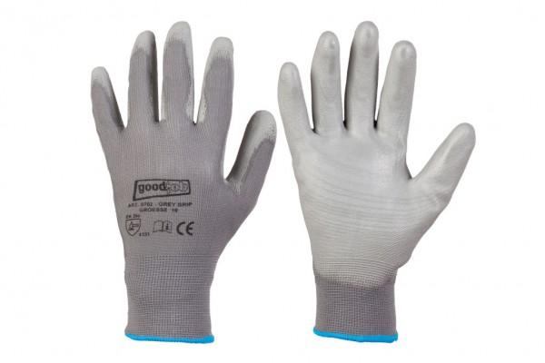 Polyester- Handschuhe Greygrip 0702