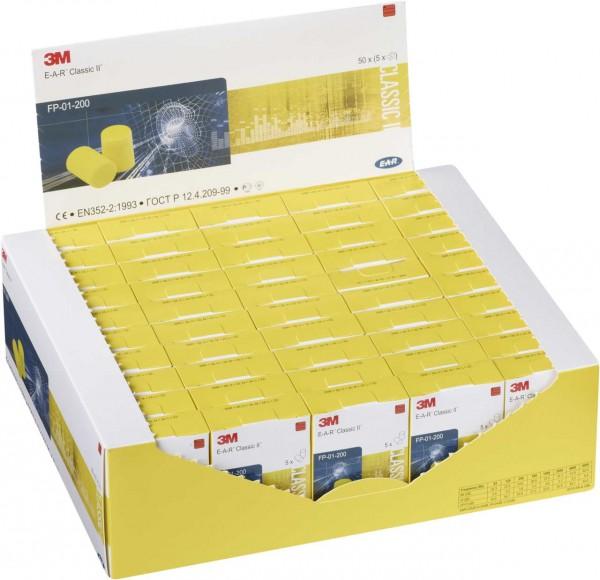 Gehörschutzstöpsel E-A-R® CLASSIC II Box