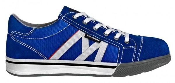 MAXGUARD® S031 Sneaker Skinner S1P blau