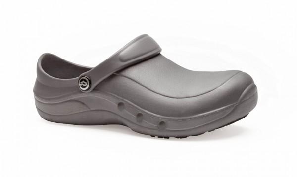EziProtekta® Clogs mit Schutzkappe grau