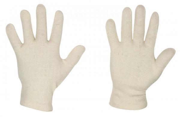 Trikot- Handschuhe aus Baumwolle PASSAT