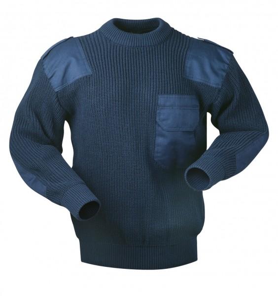 Strick- Pullover NAVY - 2328