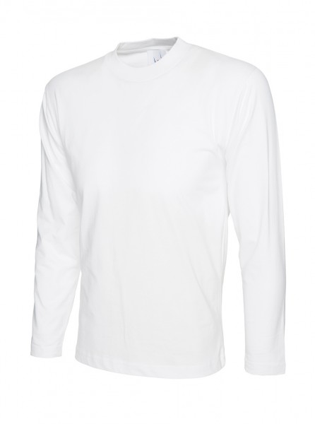 Long Sleeve T-Shirts aus Baumwolle UC314