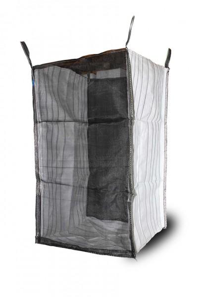 Holz Big Bags 100x100x165 cm mit Lüftung