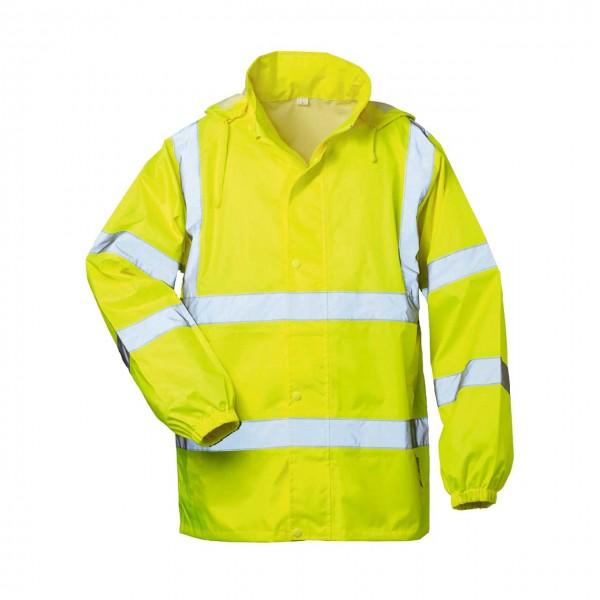 Warnschutz Regen Jacke mit Kapuze ONNO