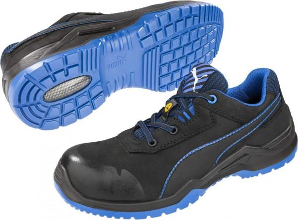Puma S3 Sicherheitsschuh Argon Blue Low