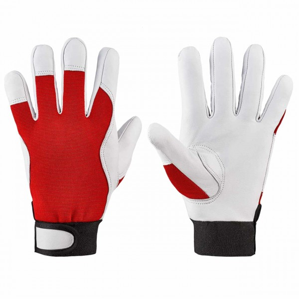 Nappaleder- Handschuhe CARVER von elysee