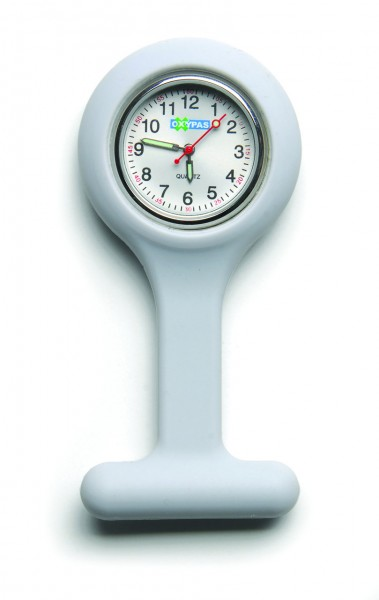 OXYPAS Uhr in Silikonhülle OXYWATCH