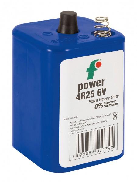 Blockbatterie 6 Volt, 8104