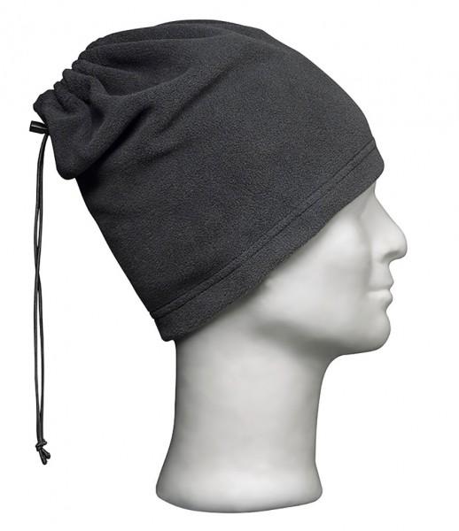 Fleece Schal und Mütze in einem 23015