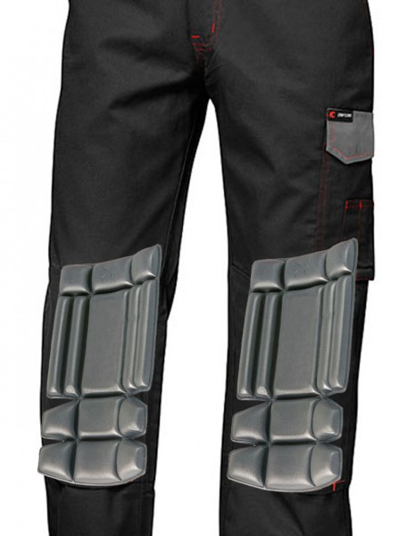 Basic Kniepolster XXL, kann zugeschnitte