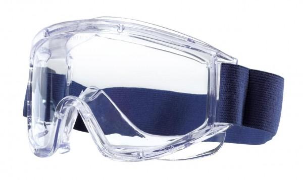 Vollsichtbrille ACETAT mit Acetat- Schei