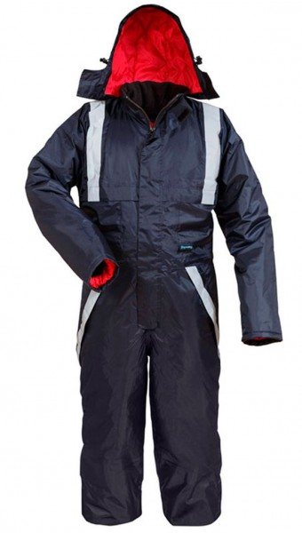 Winter- Thermo-Overall ARKTIS mit Kapuze