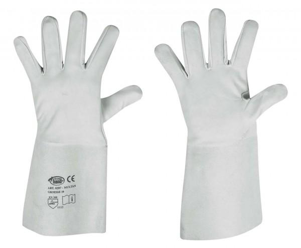 Vollnappaleder-Handschuhe MULTAN von str
