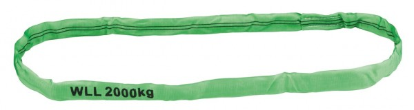 Rundschlinge 2 m, grün