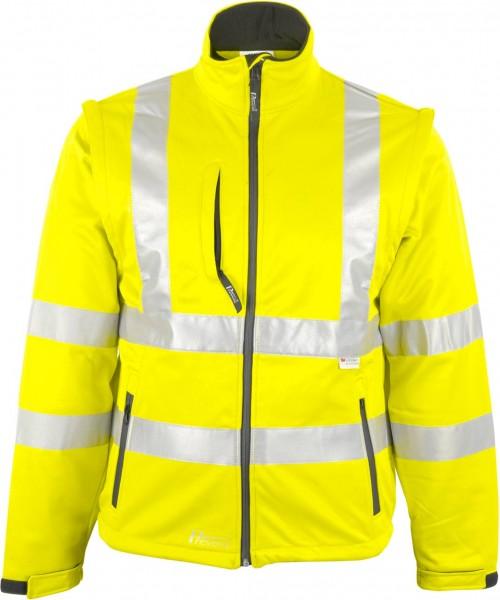 Warnschutz-Softshell-Jacke von Prevent i