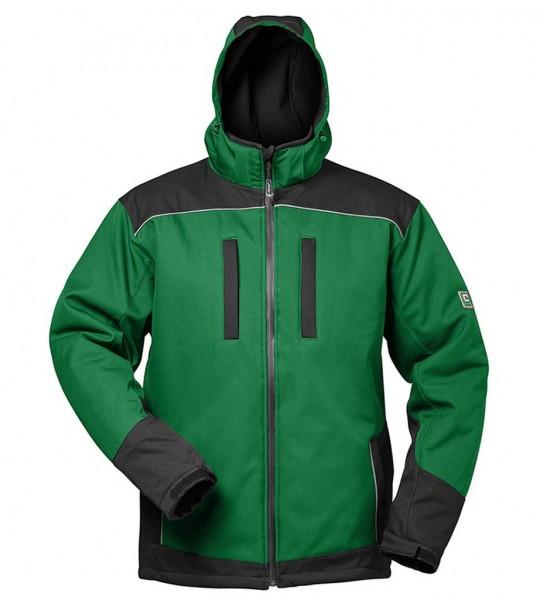 Winter-Softshell Jacke ARGOS elysee grün