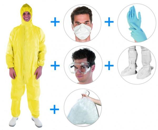 Virenschutzset SUPER HIGH RISK