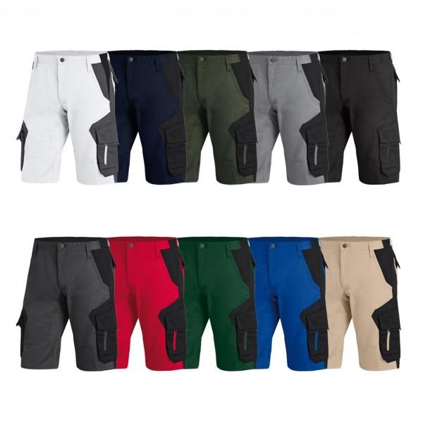 FHB Arbeits-Shorts WULF 125200 aus Misch