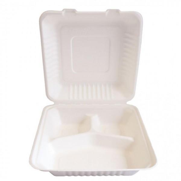 BIO Zuckerrohr Lunch-Box von NATURE Star